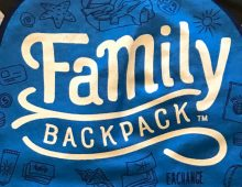 Family Backpack Logo and Brand Development