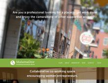 MalamaDoe Website